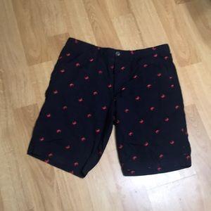 Merona Mens Nautical Shorts